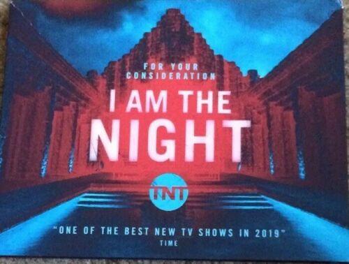 FYC 2019 I Am The Night DVD (2) TNT