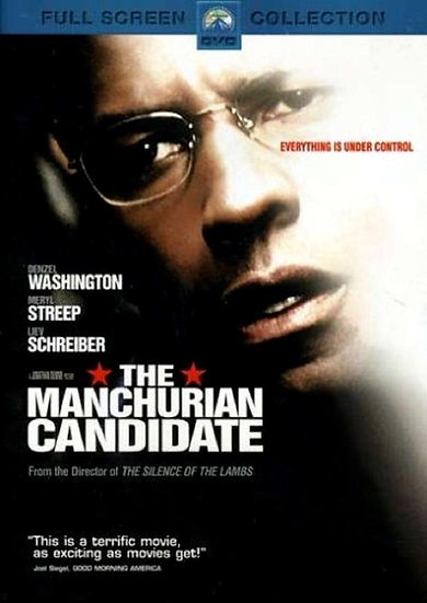 The Manchurian Candidate (DVD, 2004, Widescreen Version) (Region 1) Denz