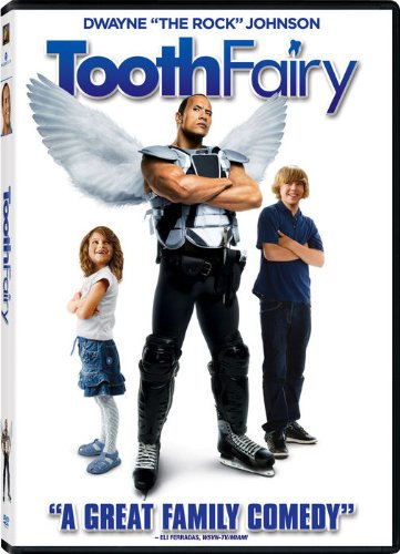 "The Tooth Fairy (DVD, 2010)  Dwayne ""The Rock"" Johnson"
