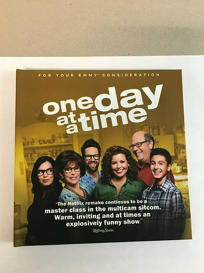 FYC 2019 one day at a time DVD (1) Pressbook EMMY Netflix Rita Moreno Justina Ma