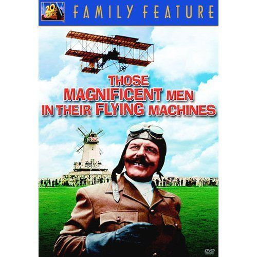 USED-Those Magnificent Men in Their Flying Machines-1965 (DVD, 2004)