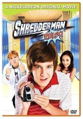 NEW Shredderman Rules! (DVD, 2007, Widescreen)