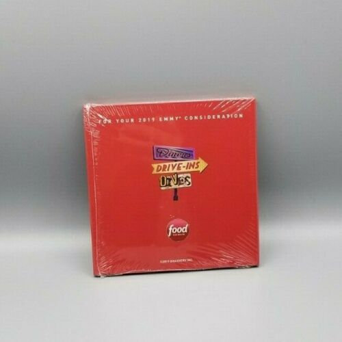 2 FYC 2019 and 2018 THE FOOD NETWORK Emmy DVD PRESSBOOK  B