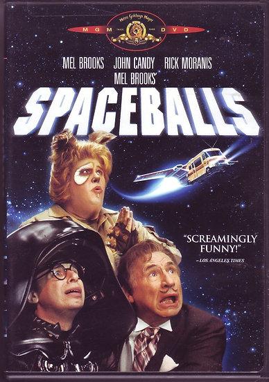 Spaceballs 1987 (DVD 2006) Mel Brooks, John Candy, Rick Moranis