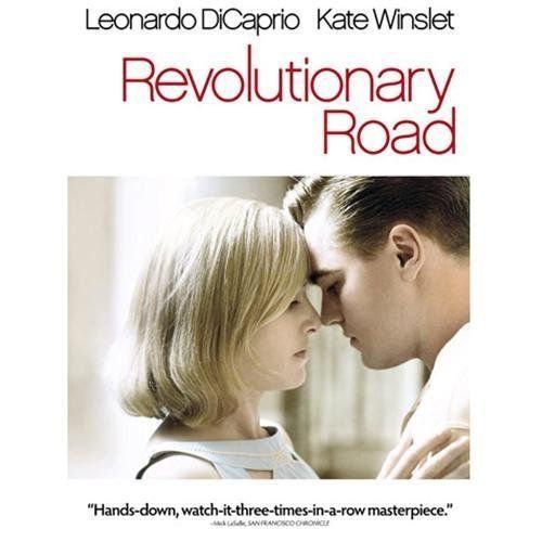 Revolutionary Road (DVD 2008 Region 1) Leonardo DiCaprio, Kate Wins