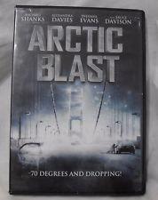 Artic Blast (DVD 2010) Michael Shanks/Alexander Davies/Indiana Evans/Bru