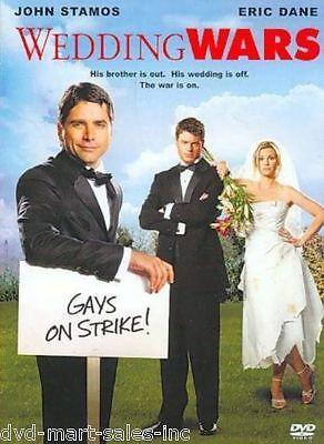 Wedding Wars (DVD, 2007, Widescreen)
