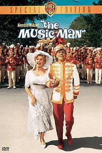 The Music Man (DVD, 1999) Shirley Jones, Robert Preston, Buddy Hackett