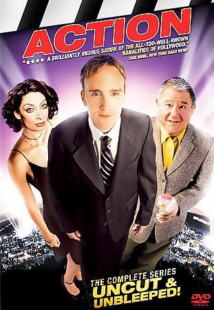 Action: The Complete Series (DVD 2006 2 disc set-13 episodes) Uncut & Unbleeped