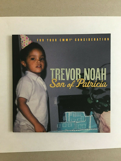 2 FYC 2019 TREVOR NOAH Son of Patricia DVD & Amy Schumer GROWING