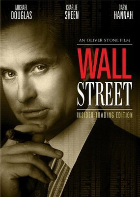 Wall Street-Insider Trading Edition (DVD 2010) 1987, Charlie Sheen, Mich