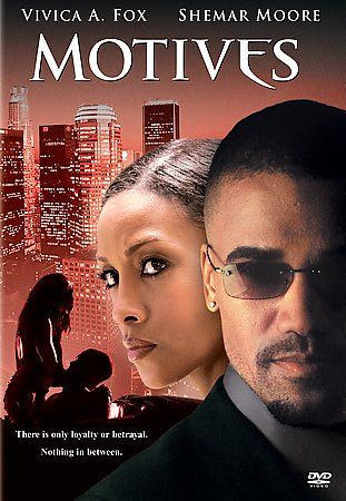 Motives (DVD, 2004) Vivica A Fox, Shemar Moore