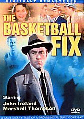 The Basketball Fix (DVD, 2004 B&W DIGVIEW Productions)  Slim Case Jo