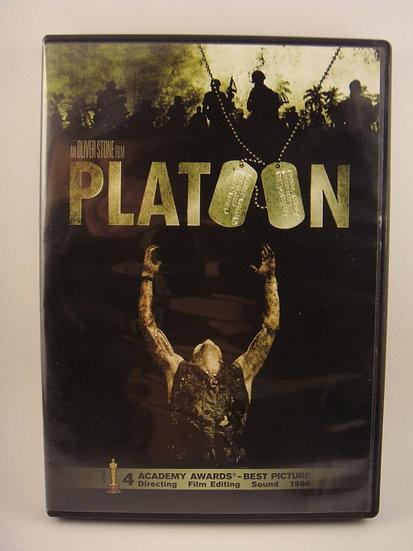 Platoon (DVD, 2011) WON 4 Academy Awards Charlie Sheen, Tom Berringer