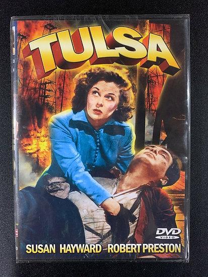 Tulsa (DVD, 2003) Susan Hayward and Robert Preston