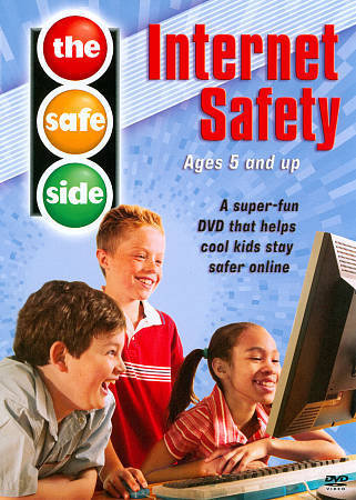 The Safe Side -AGES 5 and up Internet Safety (DVD, 2006)