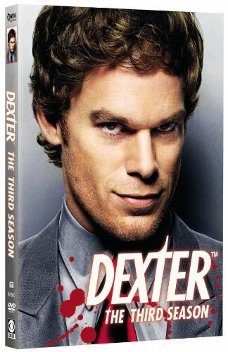Dexter - The Complete Third Season (DVD, 2009)