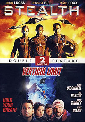Stealth and Vertical Limit-Double Feature (DVD 2013 Widescreen)