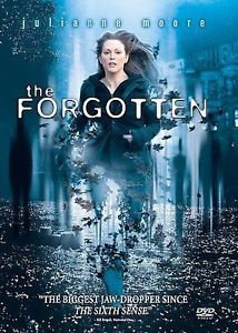 The Forgotten (DVD, 2005) Julianne Moore  Includes two versions of the film:  th