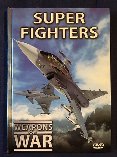 Super Fighters, Weapons of War (DVD) #1