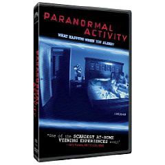 Paranormal Activity (DVD, 2009 Region 1)