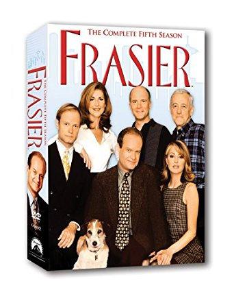 FRiASER Complete Fifth Season 5 ( DVD 4-Disc Set)