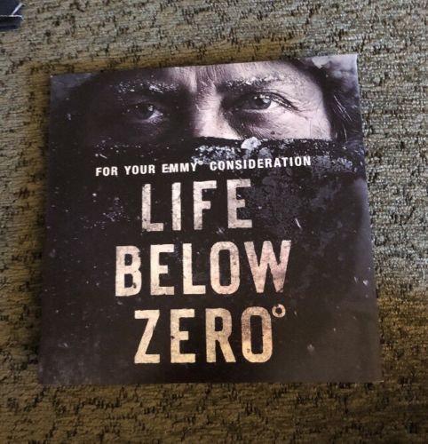 2018 FYC Life Below Zero | FYC Emmy Awards Screener | 2018 | DVD-2 disc