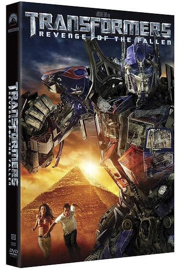 Transformers: Revenge of the Fallen (DVD, 2009 Widescreen Region 1)