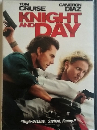 Knight and Day (DVD, 2010) Tom Cruise/Cameron Diaz
