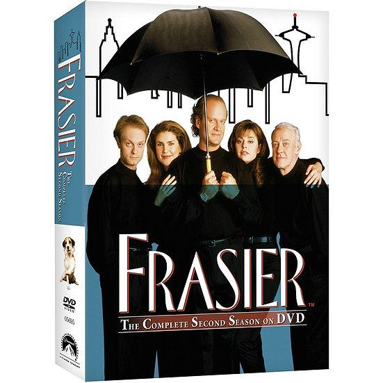 FRASIER Complete Second Season ( DVD 4-Disc Set)