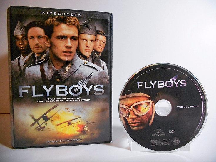 FLYBOYS (DVD, 2006, Widescreen) James Franco, Jean Reno