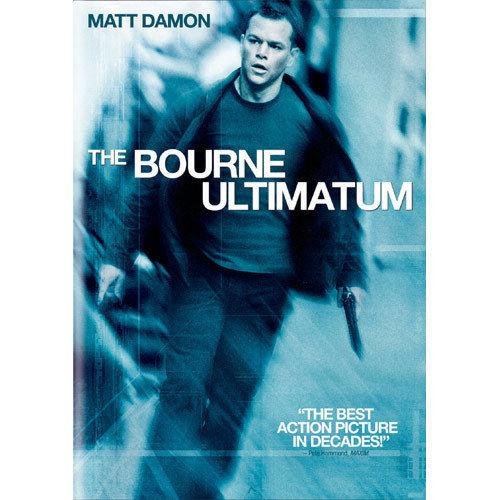 The Bourne Ultimatum (Wide Screen 2007) by Matt Damon