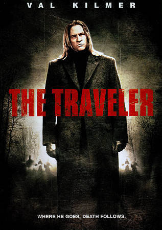 The Traveler (DVD, 2011 REGION 1)  Val Kilmer