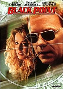 BLACK POINT (DVD 2001) David Caruso/Susan Haskell/Thomas Griffith
