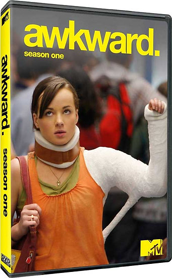 MTV Awkward - Season One (DVD, 2011)