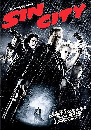 Sin City (DVD, 2006) Mickey Rourke, Bruce Willis
