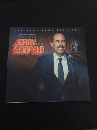 FYC 2018  Jerry Before Seinfeld For Your Consideration-DVD-Netflix