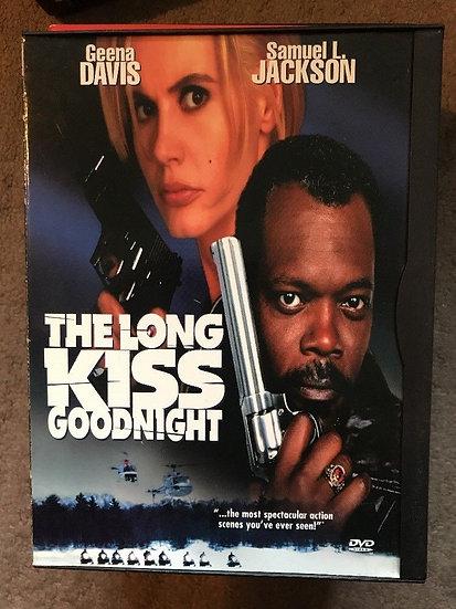 USED-The Long Kiss Goodnight (DVD)  Samuel L. Jackson