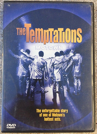 The Temptations (DVD, 1999)