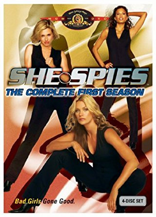 She Spies - The Complete First Season (DVD 4 box set)