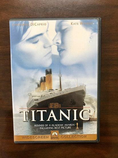 Titanic (DVD, 1997, REGION 1) Leonardo DiCaprio, kate Winsle