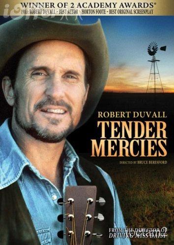 TENDER MERCIES (1983) Robert Duvall ,Tess Harper, Ellen Barkin