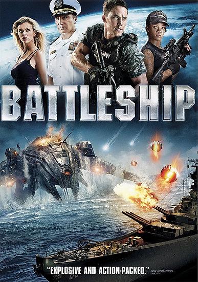 Battleship (DVD 2012)  Liam Neeson