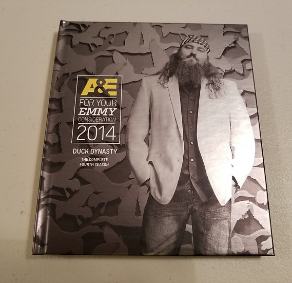 FYC 2012 Duck Dynasty: Complete First Season 1 (DVD 3 disc set)