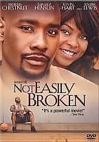 Not Easily Broken Morris Chestnut Taraji P. Henson Kevin Hart (DVD, 2009)