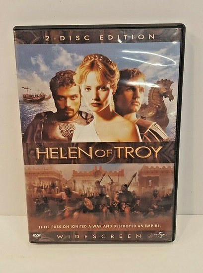 USED-HELEN of Troy (DVD) DVD-2 Widescreen