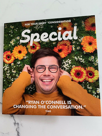 2 FYC 2019  SPECIAL and BONDiNG netflix EMMY For Your Consideration