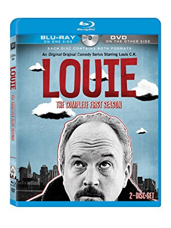 USED-Louie: (CK) The Complete First Season 1 Blu-ray and DVD  2 Disc Set