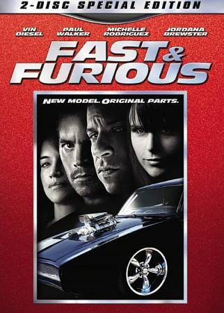 NEW-Fast & Furious   2 - Disc Special Edition DVD 2009 - Vin Diesel, Paul Walker