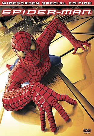 Spider-Man (DVD 2-Disc Set, Special Edition Widescreen)